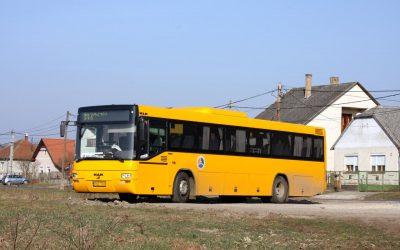 Változik a buszközlekedés