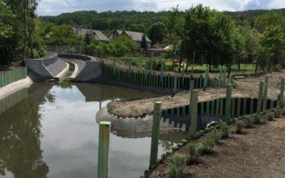 Tovább nőtt az árvízi biztonság településünkön