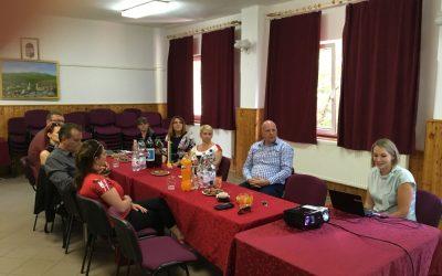 Interreg projekttalálkozót tartottak