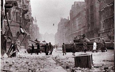 1956 hőseire emlékeztünk