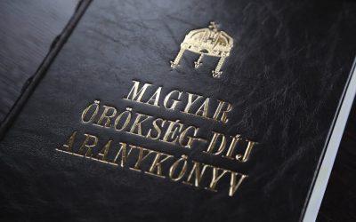 Bari Károly Magyar Örökség Díjat kapott!